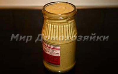 Как приготовить горчицу