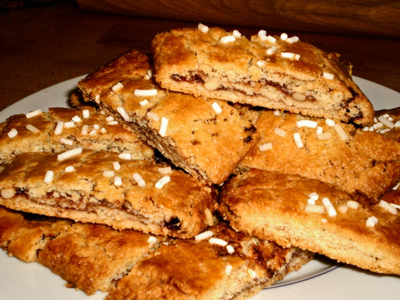 песочное тесто для печенья с вареньем рецепт