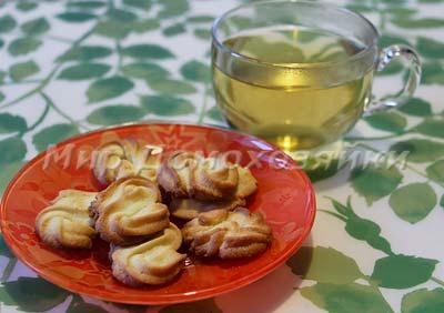 Печенье Глаголики к чаю готово!