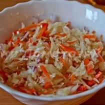 Вкусная квашеная капуста по семейному рецепту