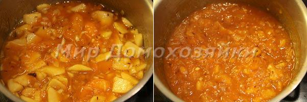 Как приготовить чатни из абрикосов