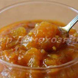 Чатни из абрикосов – кисло-сладкий абрикосовый соус к мясу