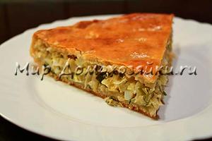 Сдобное дрожжевое тесто для пирогов