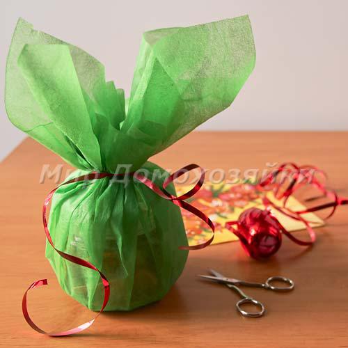 Идеи новогодних подарков своими руками - набор для глинтвейна