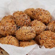 Ореховое печенье простой рецепт