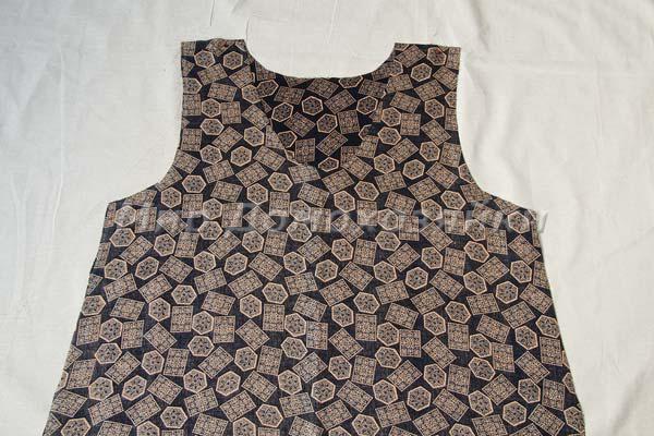 Платье без выкройки по майке