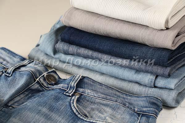 Новая жизнь старых вещей - джинсы