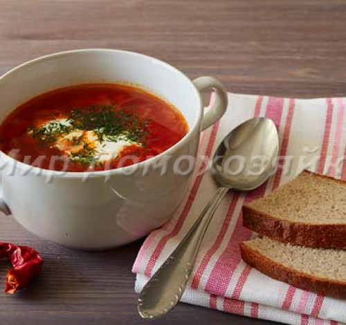 На блоге вы найдете рецепты очень вкусных первых блюд